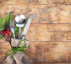 Borges - Mediterranean cuisine. A healthy festive menu (for holidays)