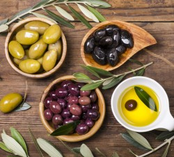 Borges - Different olives for different oils