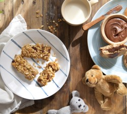 Borges - fun and healthy breakfast for kids