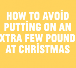 Borges - avoid Christmas pounds